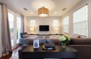 Cozy & Casual Family Room Remodel